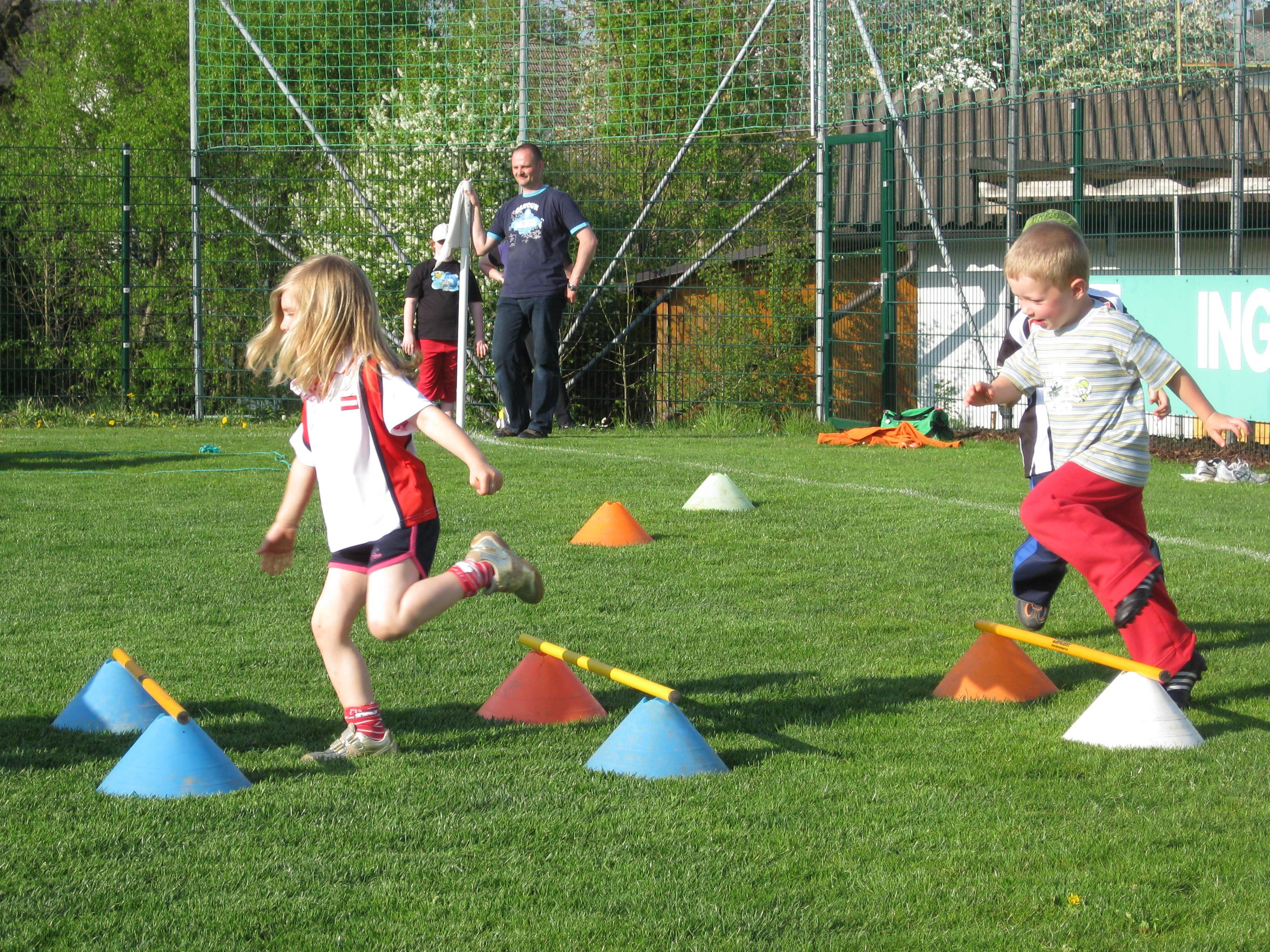 Bambini-Fußball Schweinbach startet am 9.9.