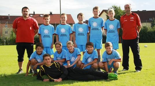 U13 startet mit Derby-Remis in die Saison