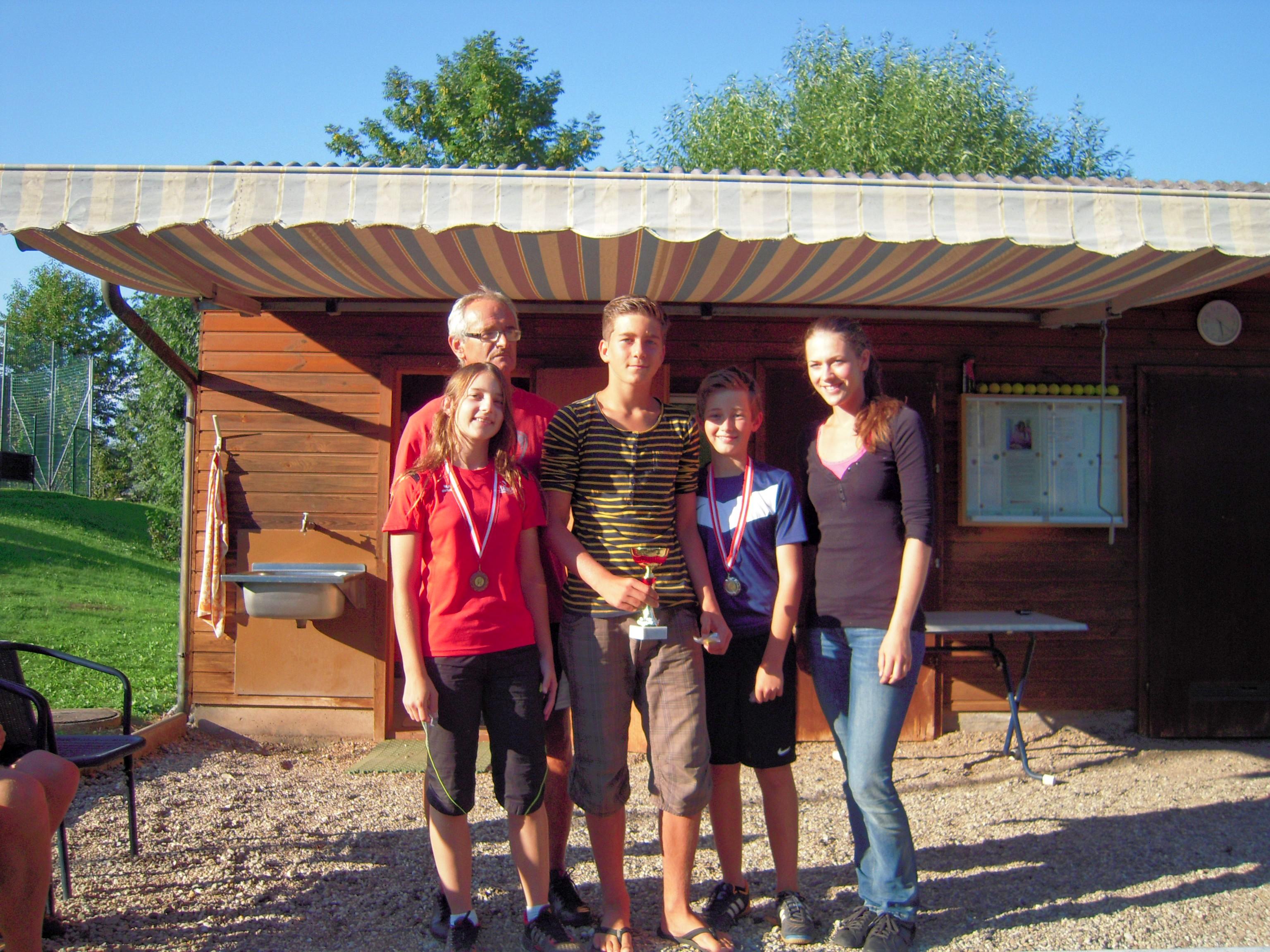 Vereinsmeisterschaft Jugend 2013