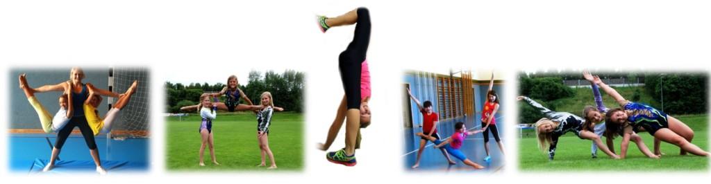 Sport Aerobic WETTKAMPF