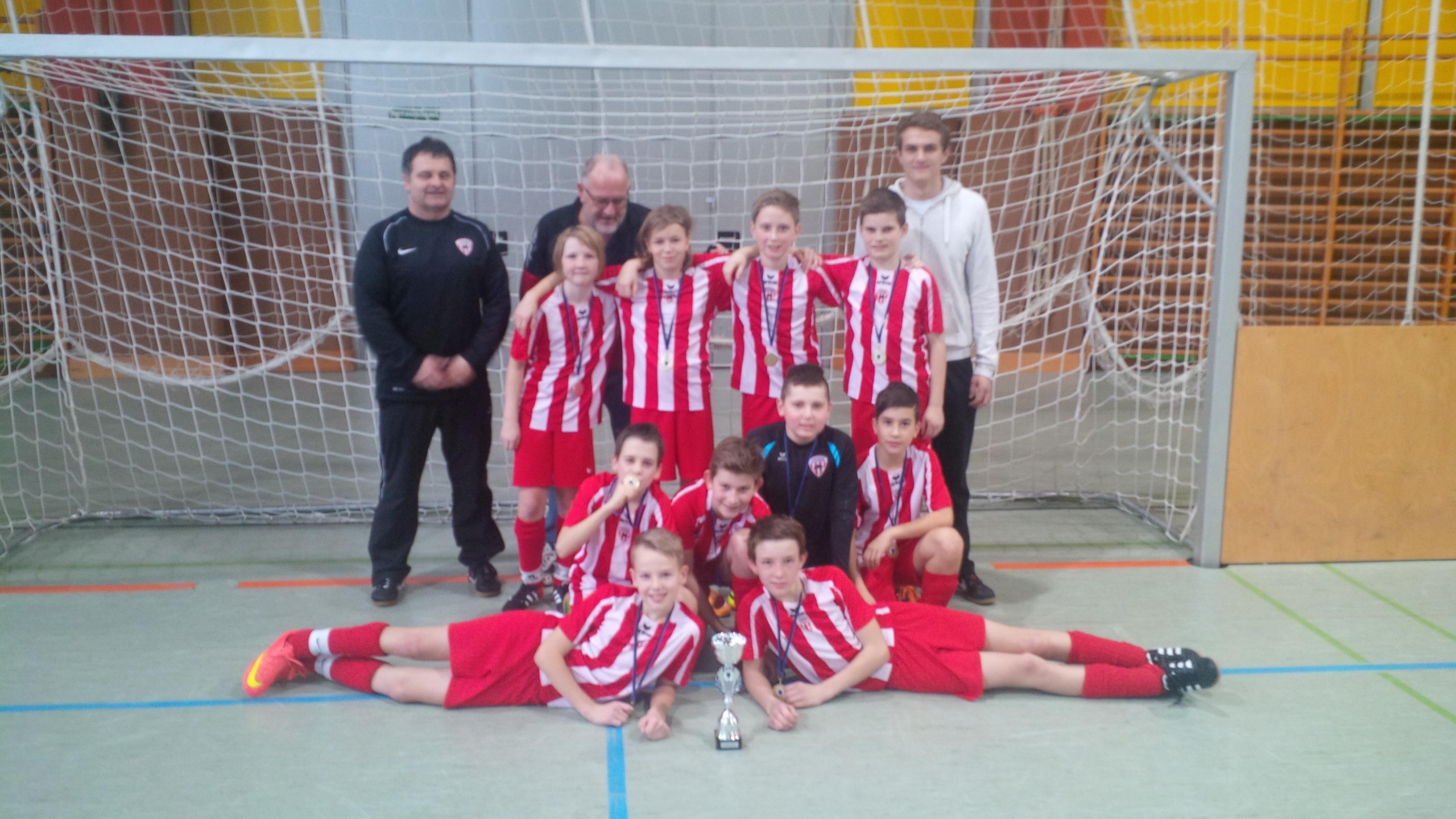 U13 Turnier in Leonding