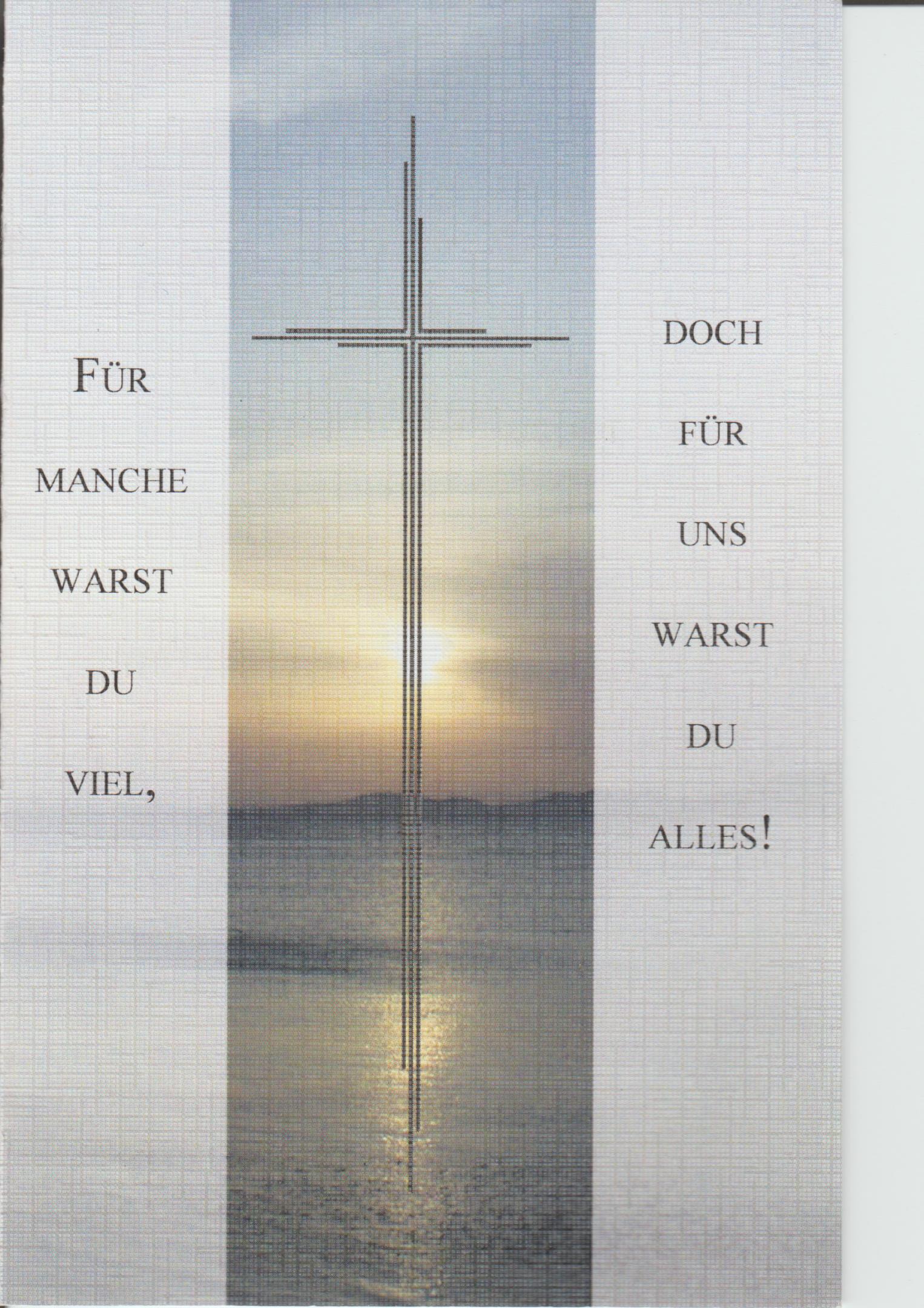 Reitmayr Karl Totenbild 1