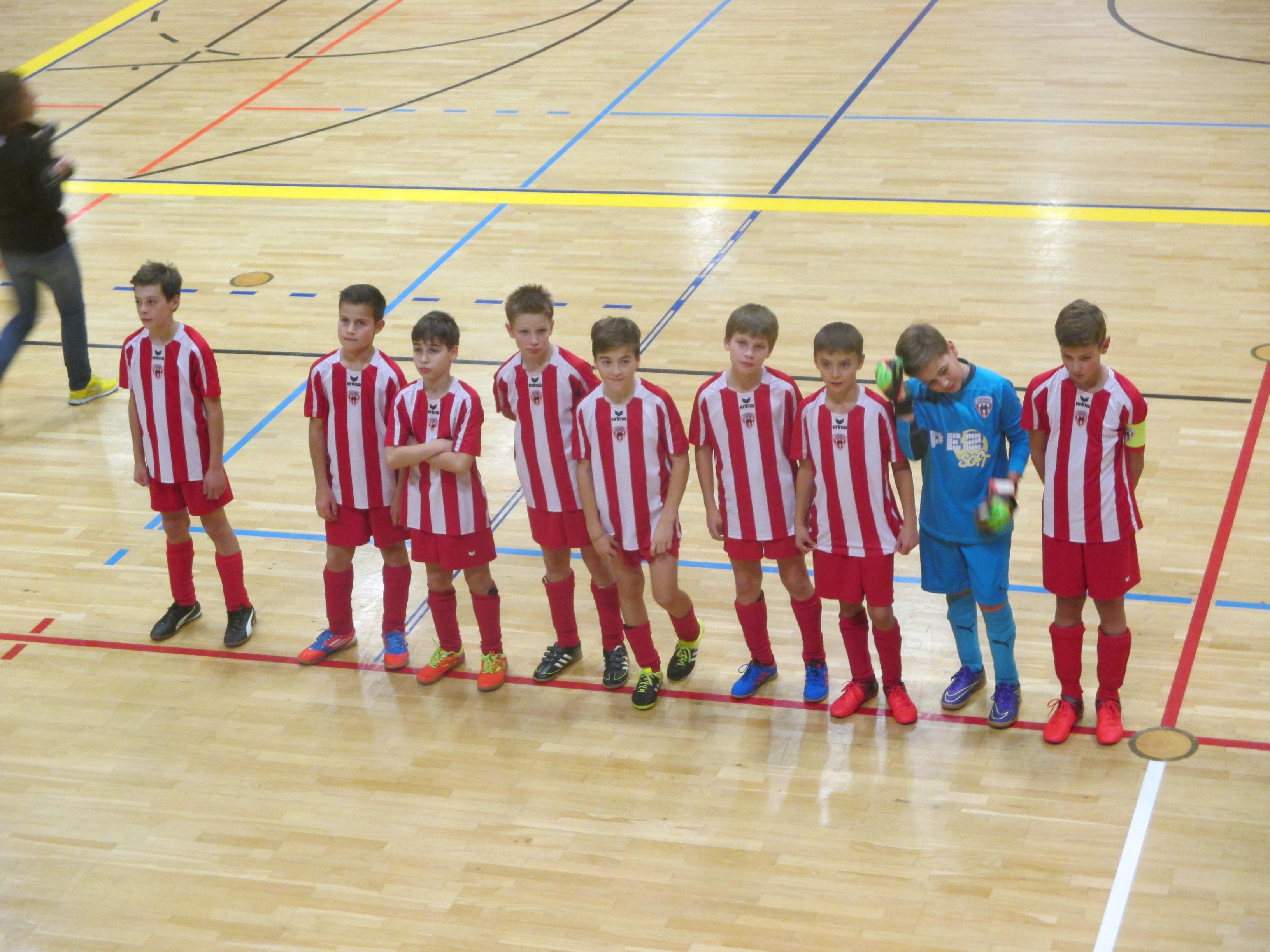 U12 - Fußballturniere in Perg und Freistadt