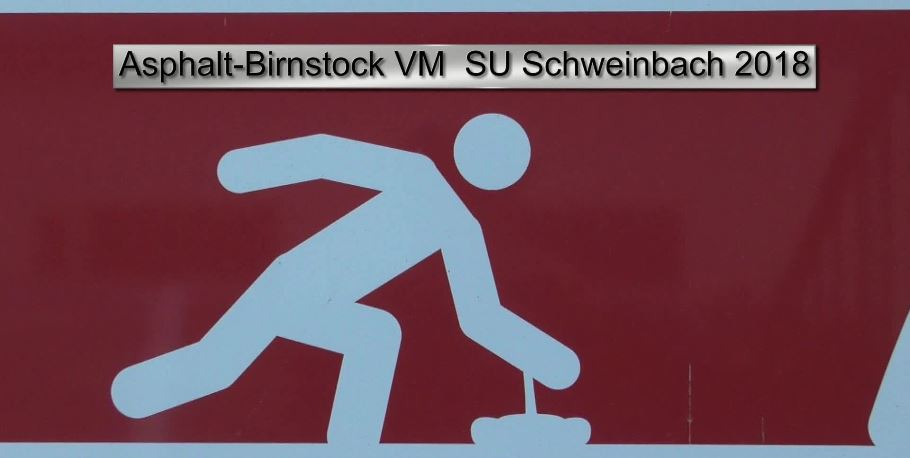 Asphalt Birnstock VM SUSB Schweinbach