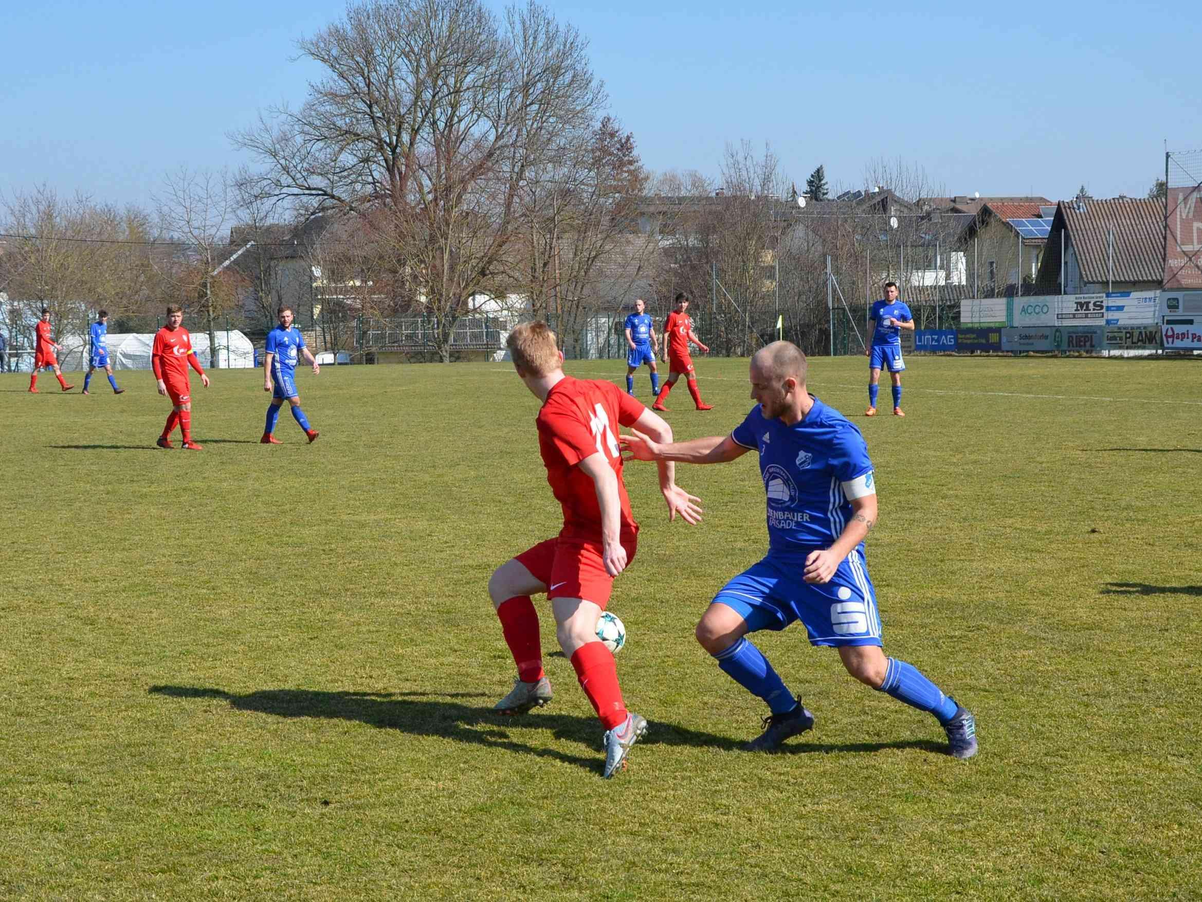 Klarer Sieg im Derby gegen Wartberg