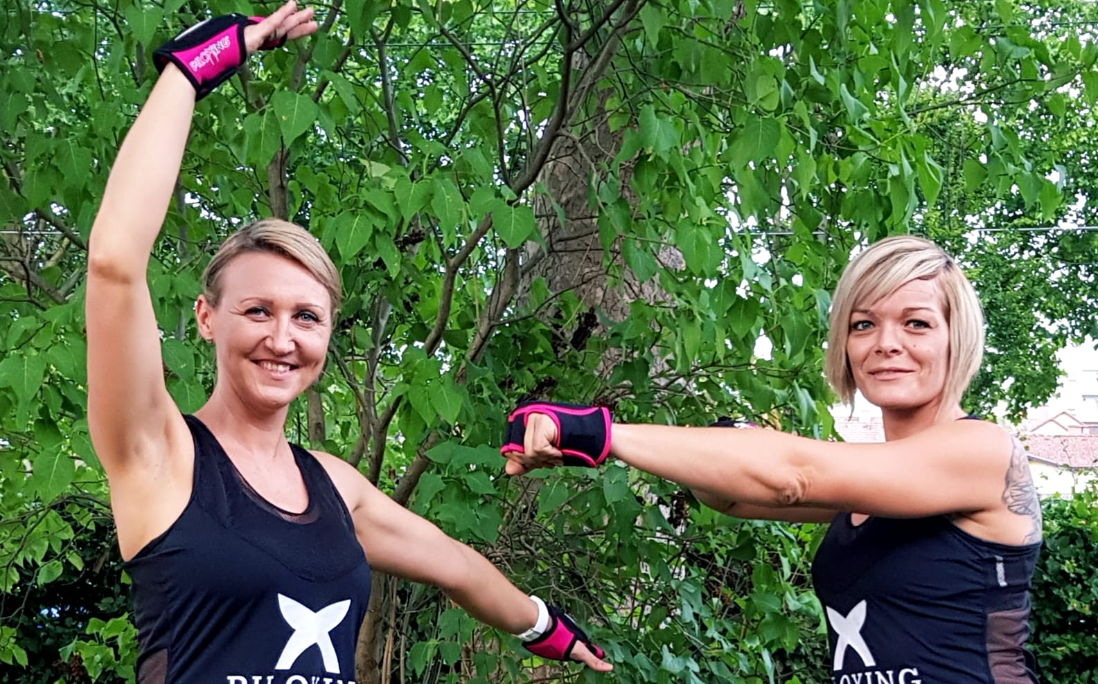 PILOXING ab Herbst im Turnprogramm